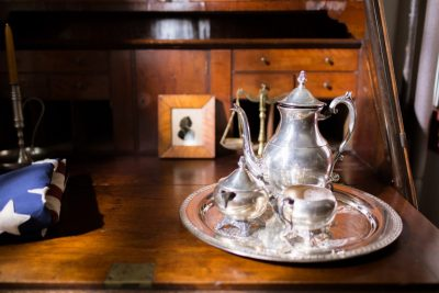 September 1777 tea set